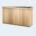 Mobile Juwel Rio 450 legno chiaro